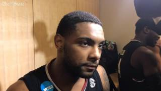 Thornwell says the team is still the underdog