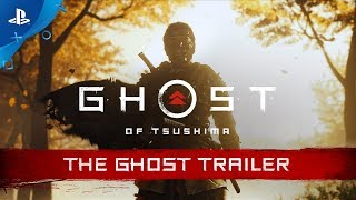 Download Ghost of Tsushima -The Ghost   PS4 Mp3 and Videos