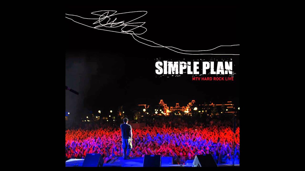 Simple Plan - MTV Hard Rock Live