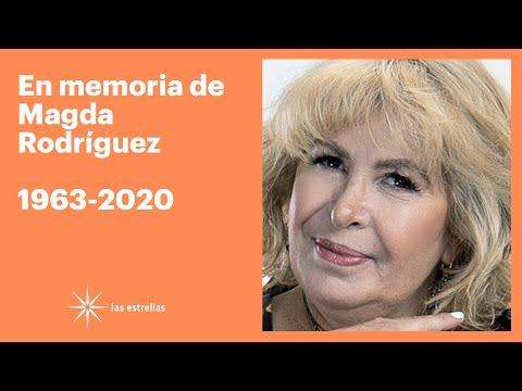 En memoria de Magda Rodríguez | #EstamosHechosDeEstrellas