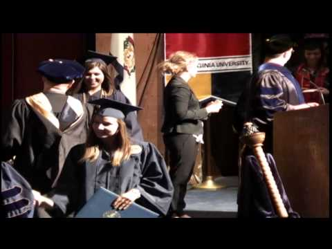 Reed College of Media Commencement, 2015: West Virginia University