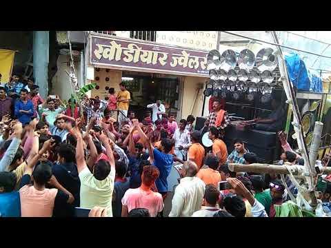 New bharab dhumal baba akola @ yavatmal navarati visarjen......
