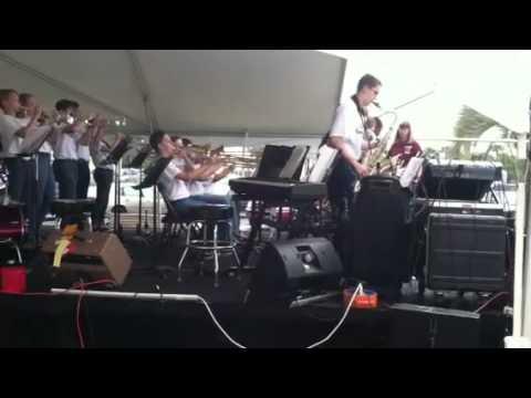 Ransom Middle School Jazz Ensemble