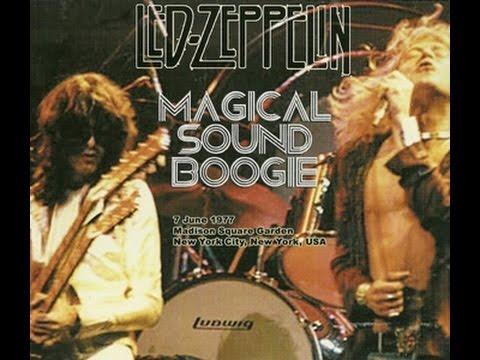 Led Zeppelin Live Bootleg Magical Sound Boogie 6 7 77