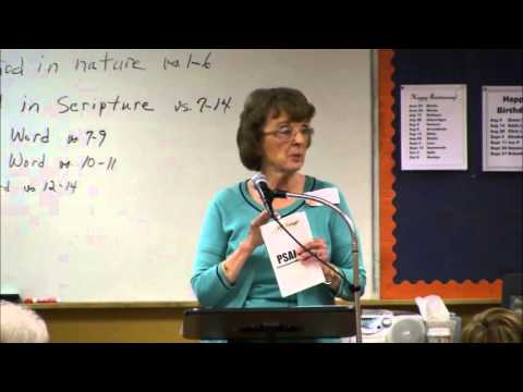 Study of Psalms - Part 1 9-15-2015