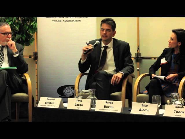WITA TPP Series: Consumers Panel - Q&A Part 3 12/9/15