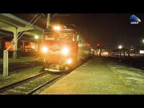 Trenuri de Noapte/Night Trains in Gara Cluj Napoca Station - 23 March 2018