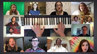 Ramah Movement Wide Virtual Choir Avinu Malkeinu Or Zarua 1
