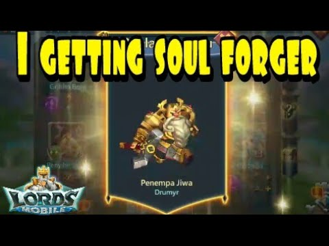 Lord Mobile Getting Hero Soul Forger