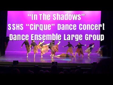 """In The Shadows"" Contemporary Dance - Santa Susana High School"