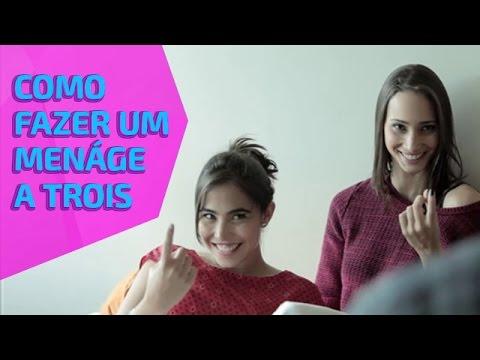 Video menage feminino