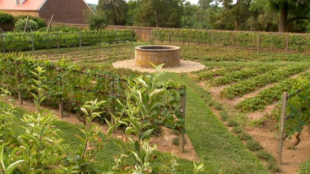 Planning A Kitchen Garden How To Layout A Vegetable Garden P Allen Smith Classics Youtube