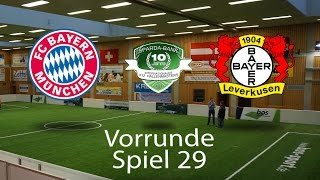 Spiel 29: FC Bayern München 1-0 Bayer 04 Leverkusen │U12 Hallenmasters TuS Traunreut 2017