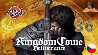 Kingdom Come: Deliverance + DLC | 36. Let's Play | Poslem dvorné lásky Jana Ptáčka | PC | CZ 1440p