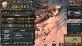 Europa Universalis IV - Conquest Of Paradise - Colonial Morocco - Part 30