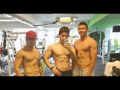 Nabil Makin Sado & Tegap !!