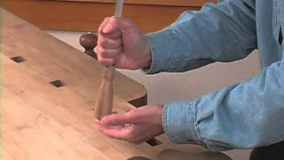 Mortise Chisels Setup and Use