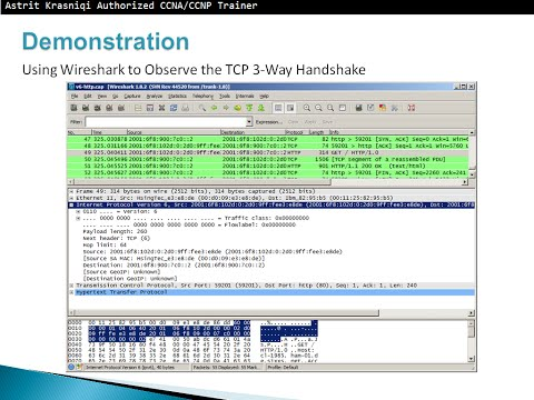 7.1 Transport Layer Protocols (TCP and UDP) - CCNA1: Chapter 7 - Transport Layer