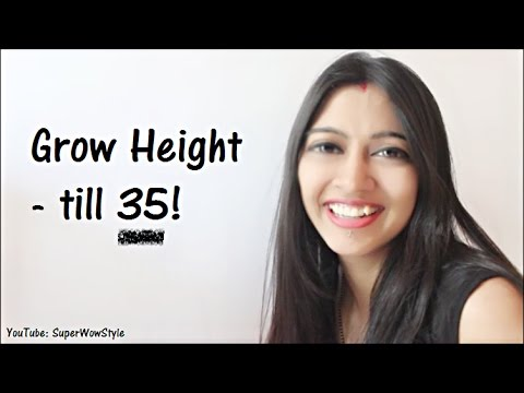 Height Increase _ Till 35! | (Pituitary Gland Meditation Height Growth) | Grow Tall SuperWowStyle
