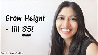 Height Increase _ Till 35! | (Pituitary Gland Meditation Height Growth) | Grow Tall SuperWowStyle thumbnail