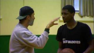 Kyrie Irving's Pre-Draft Workout