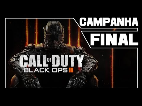 Call Of Duty Black Ops 3 - Campanha #11 - FINAL!!!  [Dublado PT-BR PS4]