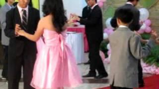 cotillion dance monica quitlong 18th birthday