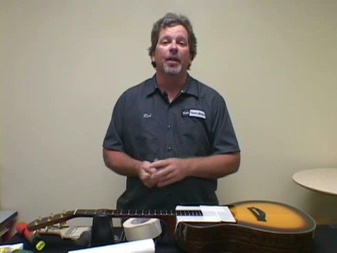 Clean and Restring Your Taylor Guitar (Part 1)