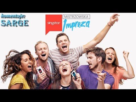SingStar: Mistrzowska Impreza (PS4 gameplay) - Lista piosenek i prezentacja gry