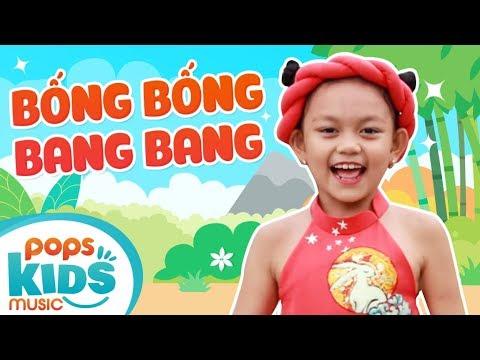 Bống Bống Bang Bang Remix - Bé Bào Ngư   Ca Nhạc Thiếu Nhi Remix Sôi Động