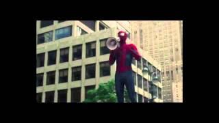 """""""Новый Человек-Паук: Высокое напряжение"""" Правильный перевод!"""