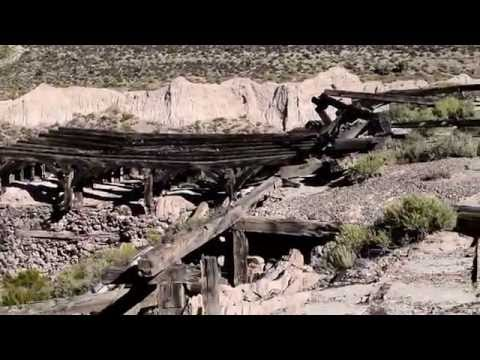 DELAMAR, NEVADA - GHOST TOWN 1893 - 1909 - 2