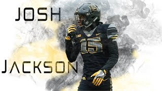 Josh Jackson | Mr.Interception | Packers Draft Highlights
