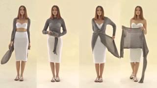 Ioanna Kourbela BASICS Spring/Summer Collection Polymorphic Styles