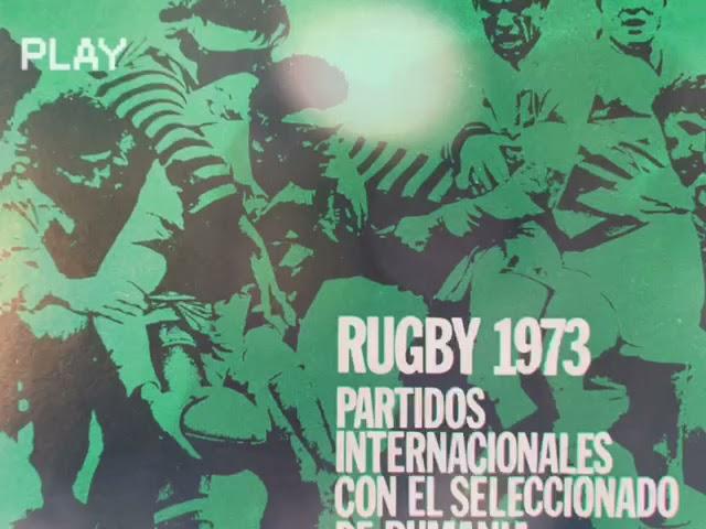 Primul turneu sud - american pentru România - 1974
