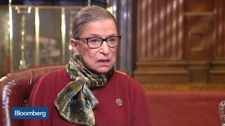 Ruth Bader Ginsburg: Abortion Restrictions Should Concern Women