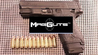 MagGuts M&P Shield install and review