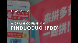 How Pinduoduo (PDD) Works