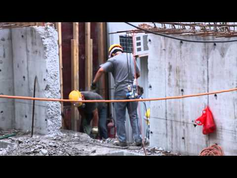 Walter Kwok Residence construction noise pollution