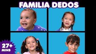 Familia Dedos   Finger Family Song in Portuguese   Canções infantis   canções para crianças