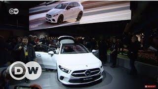 Mercedes'in gözü Golf'ün tahtında - DW Türkçe