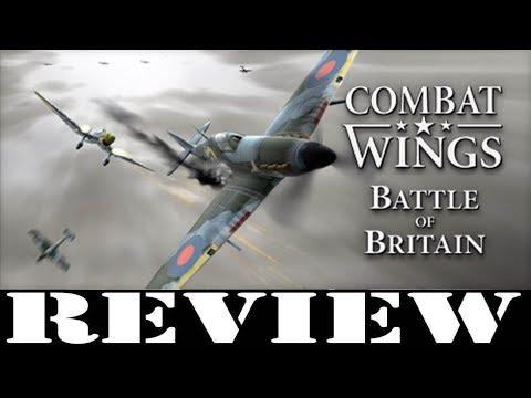 PC REVIEW: Combat Wings: Battle Of Britain