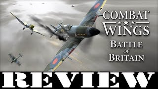 PC REVIEW: Combat Wings: Battle of Britain
