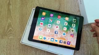 Розпакування іі огляд, iPad 2017,відмінностей від 2018 майже немає, але дешевше.