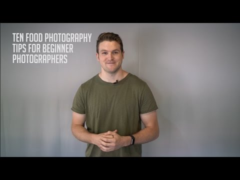 10 Food Photography Tips and Tricks for Beginner Photographers