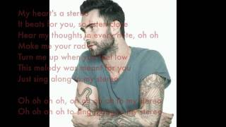 Stereo Heart Lyrics. Travie Mccoy Feat. Adam Levine