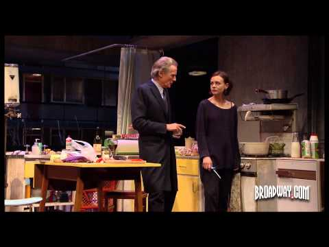 Video Clips of Broadway Drama SKYLIGHT Starring Bill Nighy, Carey Mulligan and Matthew Beard