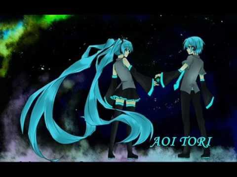【MIKUO】 Aoi Tori 【初音ミクオ】
