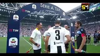 Ronaldo Jeventus ilk maçında imkansızı başardı
