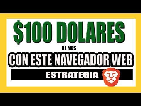 Gana 100 Dolares Al Mes Con Este Navegador De Internet ★ESTRATEGIA que FUNCIONA★